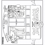 Allerhand Ausmalbilder - ToysXL Ausmalbild 1