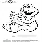 Allerhand Ausmalbilder - ToysXL Elmo