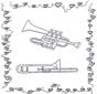 Trompet und Posaune