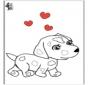 Valentin hund