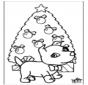 Weihnachten hund 2