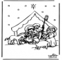 Weihnachtskrippe 2