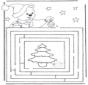 Weihnachtslabyrinth 3