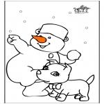 Malvorlagen Winter - Winter 22