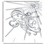 Ausmalbilder Comicfigure - Winx club 6