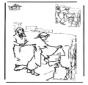 Zeichnung vollenden Bibel 2